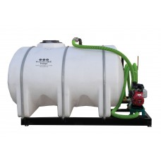 7,570.00 litre Skid Mounted Water Tank