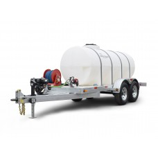 3,879.63 litre Trailer Mounted Water Trailer