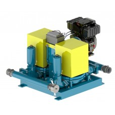 3FA-M-DD™ Standard Engine Double Diaphragm Pump