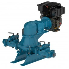 3FAC-M™ Engine Pro Flapper Diaphragm Pump
