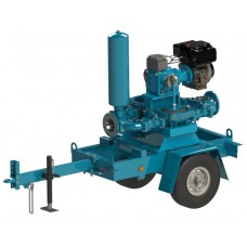 6FAC-M-DD™ Engine Pro Flapper Double Diaphragm Pump