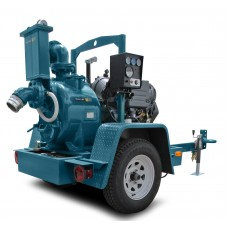 TFCC-3M  Pro Series Engine Driven Trash Pump