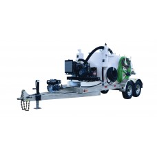 2,043.90 litre - 984.10 litre Dual Compartment Vacuum Pump