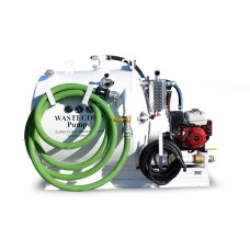 1,135.50 litre Skid Mounted Vacuum Pump
