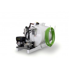 1,703.25 litre Skid Mounted Vacuum Pump