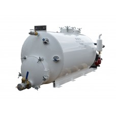 2,271.00 litre Skid Mounted Vacuum Pump