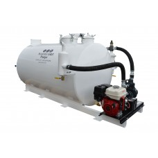 3,028.00 litre Skid Mounted Vacuum Pump