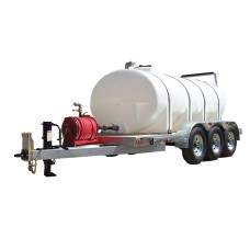 6,056.00 litre Trailer Mounted Water Trailer