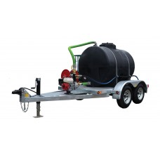2,744.13 litre Water Trailer