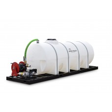 3,879.63 litre Skid Mounted Water Tank