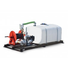567.75 litre Skid Mounted Water Tank