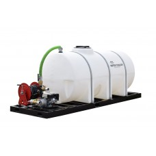 1,987.13 litre Skid Mounted Water Tank