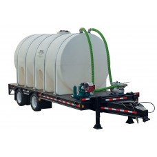 9,841.00 litre Trailer Mounted Water Trailer