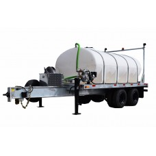 7,570.00 litre Trailer Mounted Water Trailer